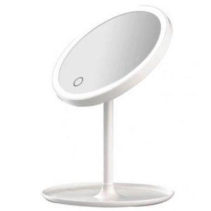 Зеркало для макияжа MakeUp JG-988 White