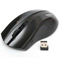 Мышь компьютерная DeTech DE-7079 W Black
