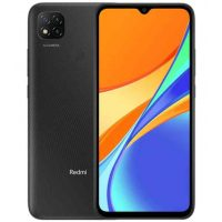 Xiaomi Redmi 9C 3/64Gb, NFC, Midnight Gray
