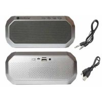 Портативная Bluetooth колонка New Rixing Portable NR-4000 Grey