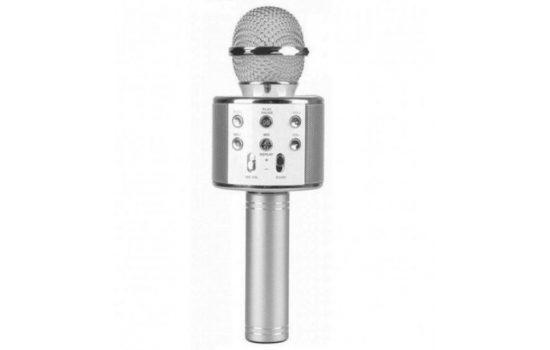 Беспроводной микрофон для караоке Wster WS-858