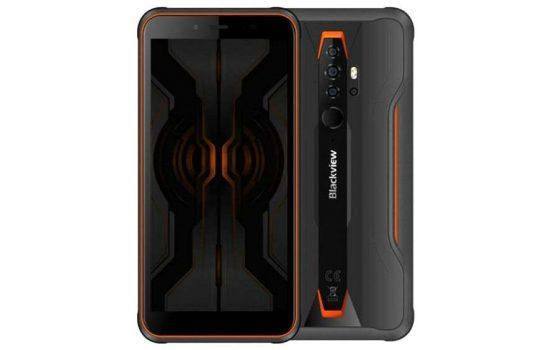 Blackview BV6300 3/32Gb, IP68 Black-orange