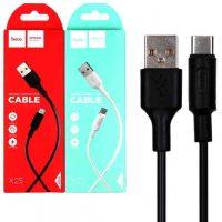 Кабель Hoco X25 Soarer USB Type-C-USB 1m