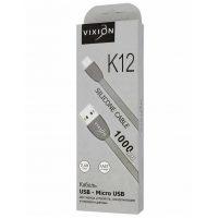 Кабель USB VIXION (K12) TYPE-C