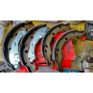 Колодки тормозные барабанные Dacia Logan/Renault Logan/ Clio 2