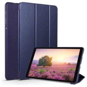 "Чехол для Samsung Galaxy Tab A A2 10,5"" 2018 SM T590/T595/T597 кожаный чехол-подставка Blue"