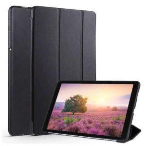 "Чехол для Samsung Galaxy Tab A A2 10,5"" 2018 SM T590/T595/T597 кожаный чехол-подставка Black"
