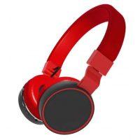 Беспроводные Bluetooth наушники Ritmix RH-415BTH Red