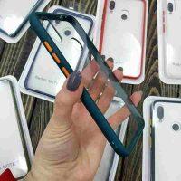 Силикон Samsung A20 Gingle Clear