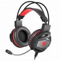 Игровая гарнитура Genesis Neon 350 Black-Red
