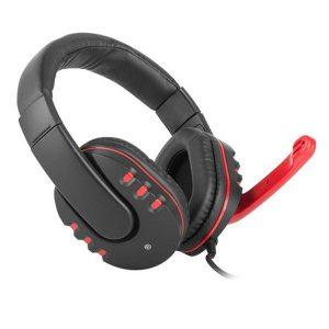Игровая гарнитура Genesis HM56X Professional Gaming Black-Red