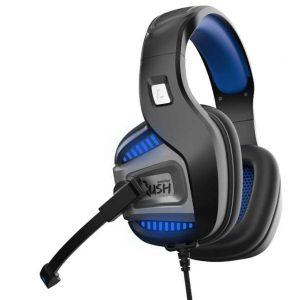 Игровая гарнитура Smartbuy RUSH SBHG-9710 Black-Blue