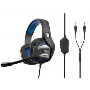 Игровая гарнитура Smartbuy RUSH SBHG-9690 Black-Blue