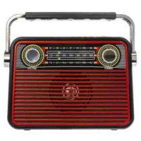 Радиоприемник Meier M-180Bt Red