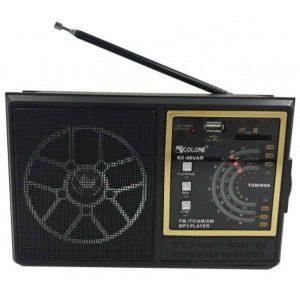 Радиоприёмник GOLON RX-98UAR Black