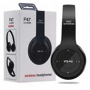 Беспроводные наушники Bluetooth Dream DRM-P47 Black