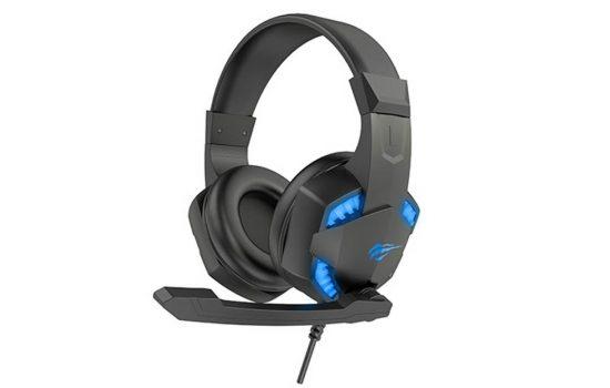 Игровая гарнитура Havit Gaming H2032d с микрофоном Black