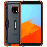 Blackview BV4900 3/32Gb, IP68, NFC Black-Orange