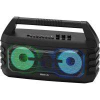 Портативная акустика Defender G106 14Вт, Light/BT/FM/USB/LED/MIC
