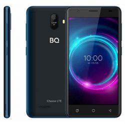 Смартфон BQ-5046L Choice LTE 2/16Gb, 2000mAh Deep Blue