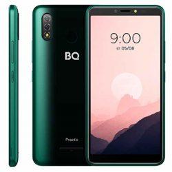 "Смартфон BQ-6030G Practic 5.99"" 1/32Gb 3000mAh Green Gradient"