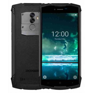 Doogee S55 4/64Gb IP68, 5500mAh Mineral Black