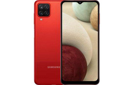 Samsung Galaxy A12 4/64Gb (SM-A125F) Red