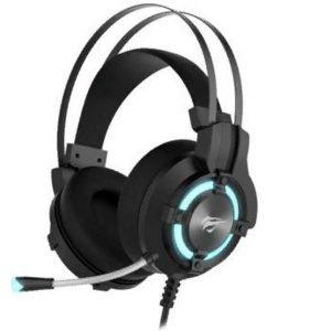 Игровая гарнитура HAVIT HV-H2212D с микрофоном Black/Blue