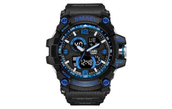 Наручные часы Smael 1617 Water Resist цвета