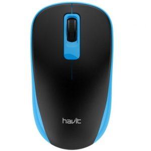 Мышь беспроводная Havit HV-MS626GT беспроводная Black, Blue