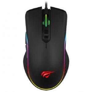 Мышь Havit MS1006 Gaming USB RGB Black