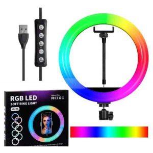 Кольцо для сэлфи JY-RGB260 RING
