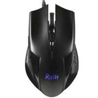 Мышь  Smartbuy SBM-726G-K (игровая мышь+коврик) Black