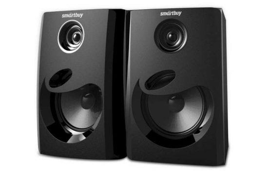 Колонки Smartbuy SBS-940 Rocky Mkii 2.0, 6W, Black