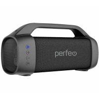 Портативная колонка Perfeo Boomer 26W (PF_B4188) Bl/MP3/FM/MicroSD 3600mAh