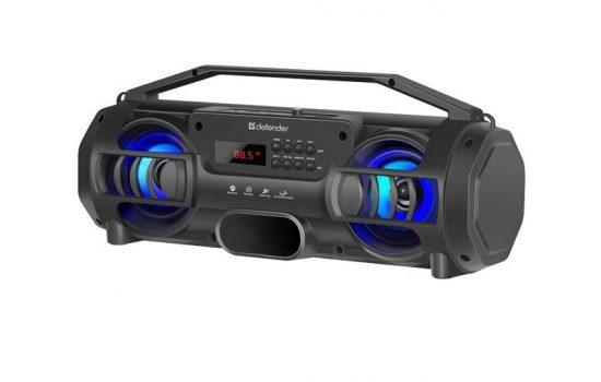 Портативная колонка  Defender G104 12Вт BT/FM/MP3/USB