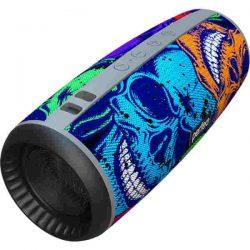 Портативная колонка Perfeo Skulls PF-A4978 Bluetooth, USB, microSD 2600 mAh