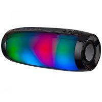 Портативная колонка Perfeo Flare PF-A4702 Bluetooth, USB, microSD 2400 mAh Black