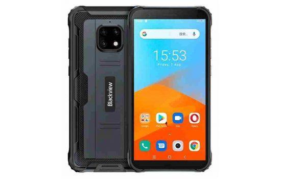 Смартфон Blackview BV4900 Pro 4/64Gb IP68 Black