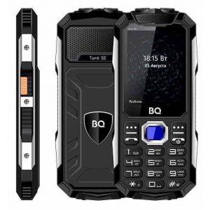 Телефон BQ-2432 Tank SE Black