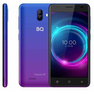 Смартфон BQ-5046L Choice LTE 2/16Gb, 2000mAh Violet