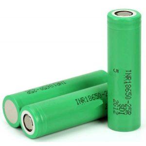 Аккумулятор 18650 для фонарей 1500-12000 mA/ч
