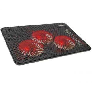"""Подставка для ноутбука Crown CMLC-1043T 17"""" Black"""