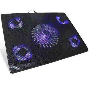 """Подставка для ноутбука Crown CMLC-205T 17""""  Black"""