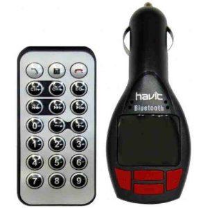 FM модулятор Havit HV-FM50BT Bluetooth