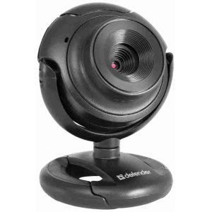 Веб-камера Defender C-2525HD 2Mpix,микрофон,1600x1200 usb Black