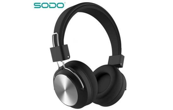 Беспроводные наушники Bluetooth Sodo SD-1001 Wireless