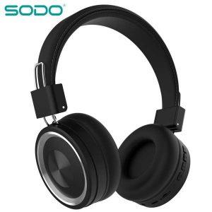 Беспроводные наушники Bluetooth Sodo SD-1002