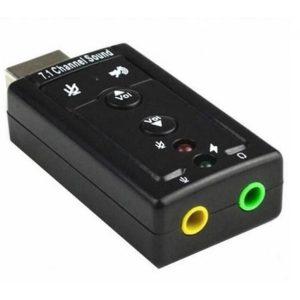 Звуковая карта usb virtual 7.1 channel sound adapter