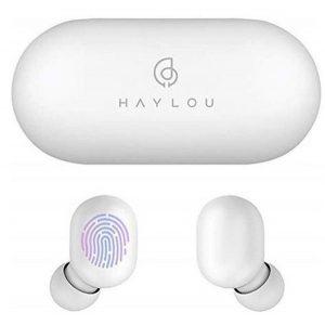 Наушники беспроводные Haylou GT1 White